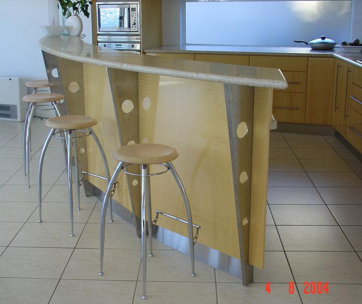 Grey Kitchen Kickboards: Galaxy Cabinets: 'Kitchen' Gallery
