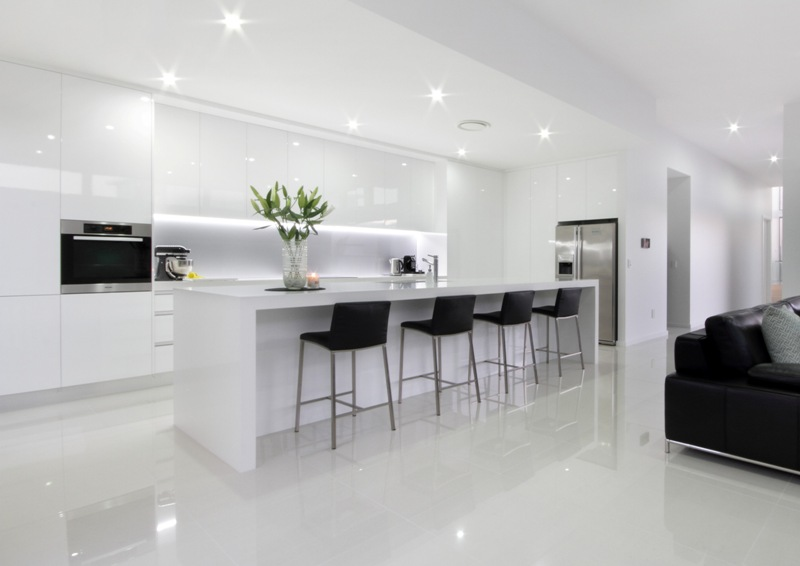 White Kitchen Designs Pinterest