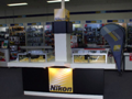 Nikon Camera House Display